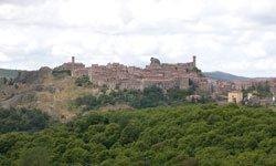 Mittelalterlichen Dörfer Maremma