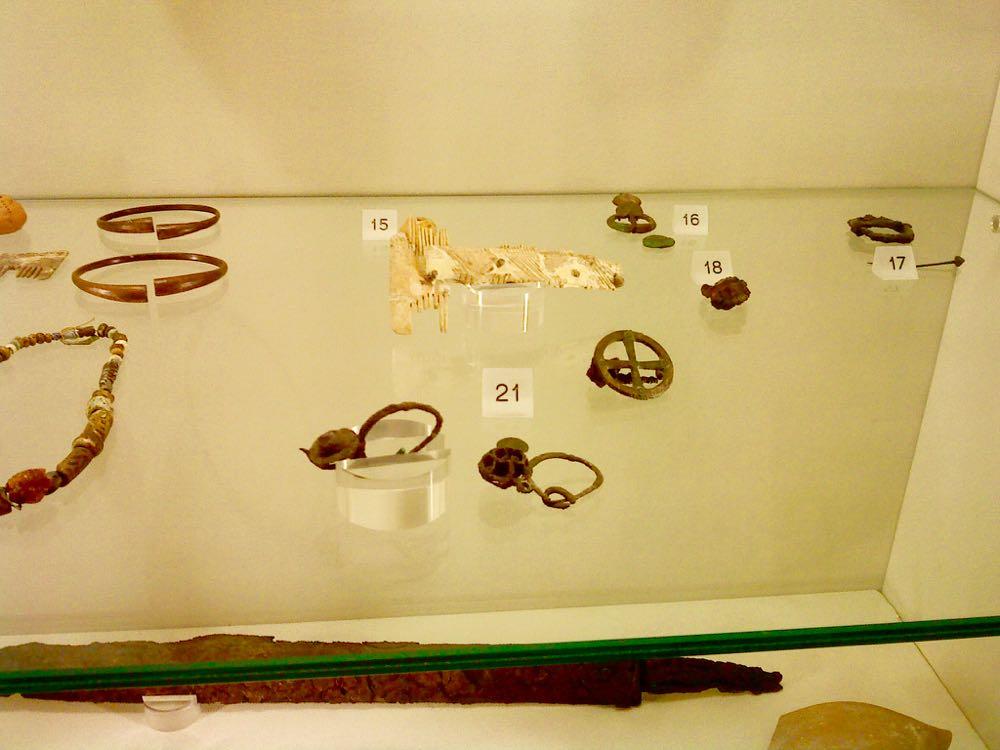 Reperti etruschi in Maremma